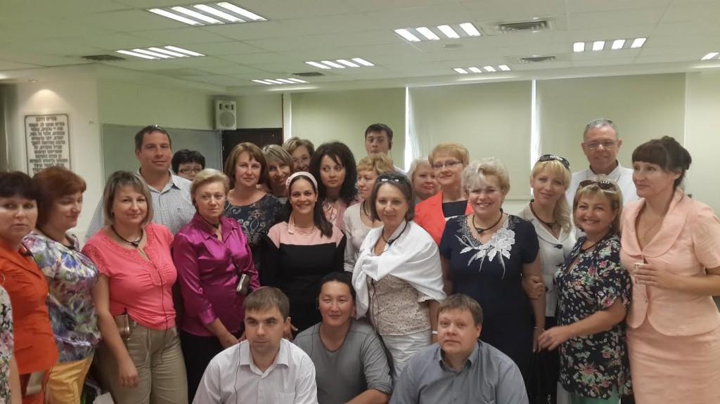 מנהלים מרוסיה