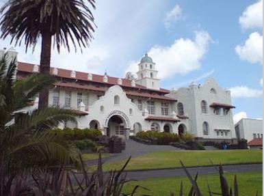 בית הספר לבנים באוקלנד ניו זילנד