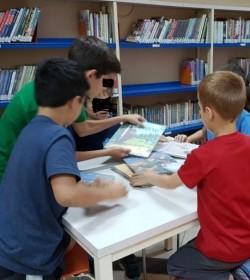 נאמני ספריה1 בן גוריון גן יבנה